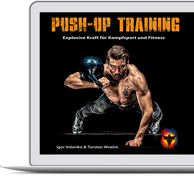 Push-up Training consists of 200 exercises around push-ups.